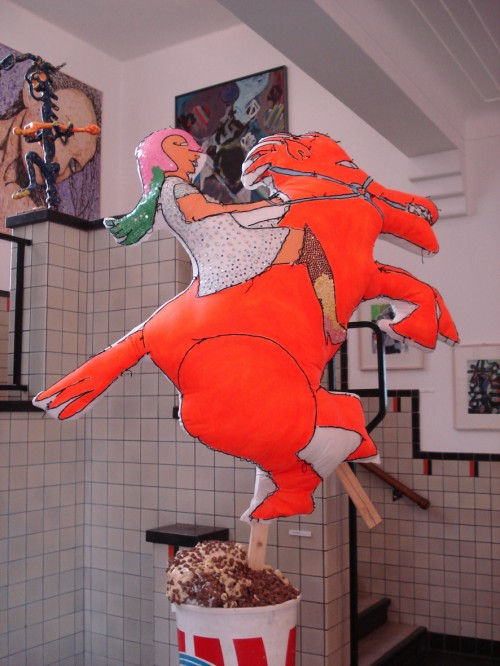 vrouw met paard kopie 2